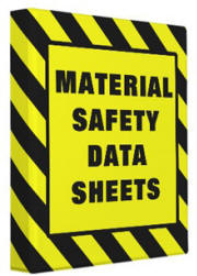 MSDS Sheets